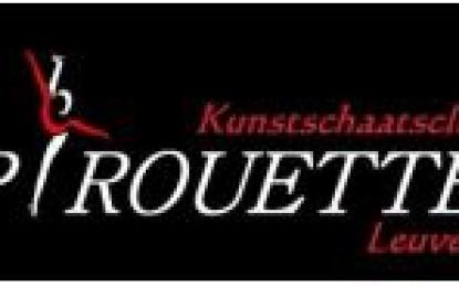 15/16 Pirouette Skating – Leuven (BE)