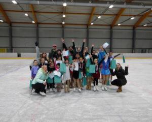 Junior Academy – 1ère compétition
